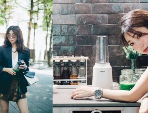 我的美顏飲與排毒果汁食譜分享    Panasonic 隨行杯果汁機,隨時以時髦運營忙碌人生