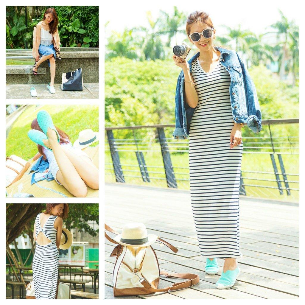 <Fashion> 不論小旅行或草地野餐,周末穿搭都要有Robinlo 時尚休閒鞋