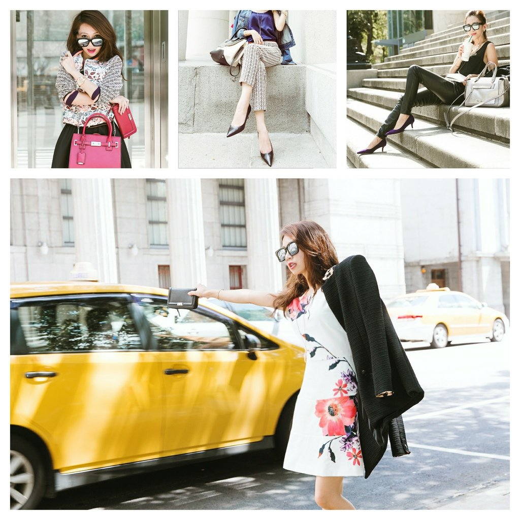 <Fashion>蹬著NINE WEST優雅尖頭鞋,將紐約女孩的時尚靈魂穿上身