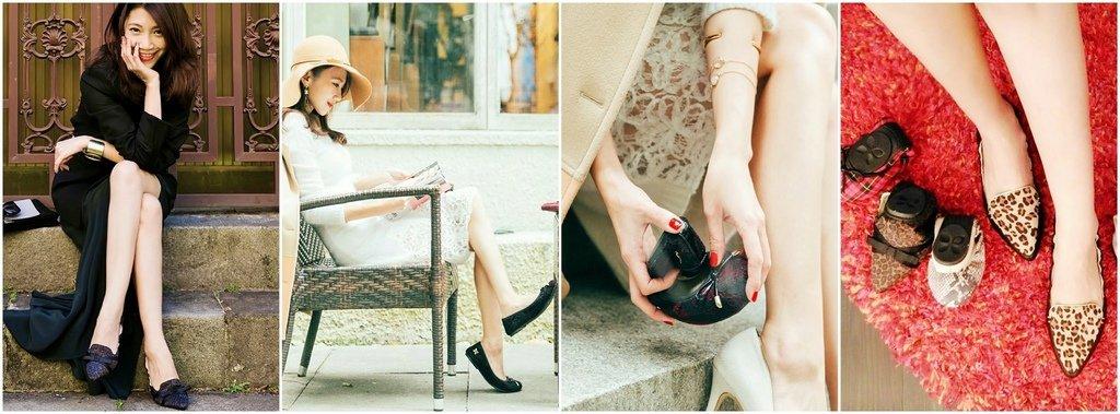 <Fashion> 這就是女人需要的完美平底鞋阿! Butterfly Twists 的時尚摺疊魔法
