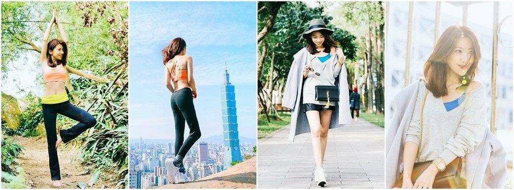 <Fitness> 運動也要很時尚! 我的最愛三款Fave時髦運動內衣分享