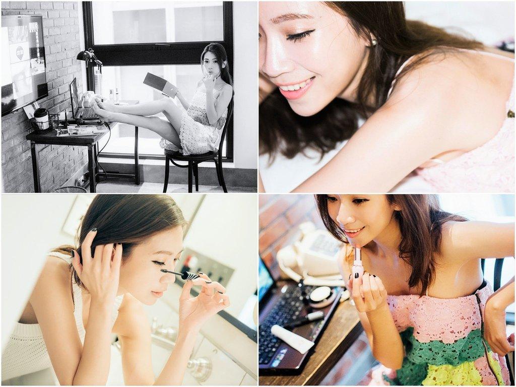 <beauty>必get韓國美妝盒旋風來了,開箱MEIBE BOX! 氣質歐逆妝感,美麗簡單上手
