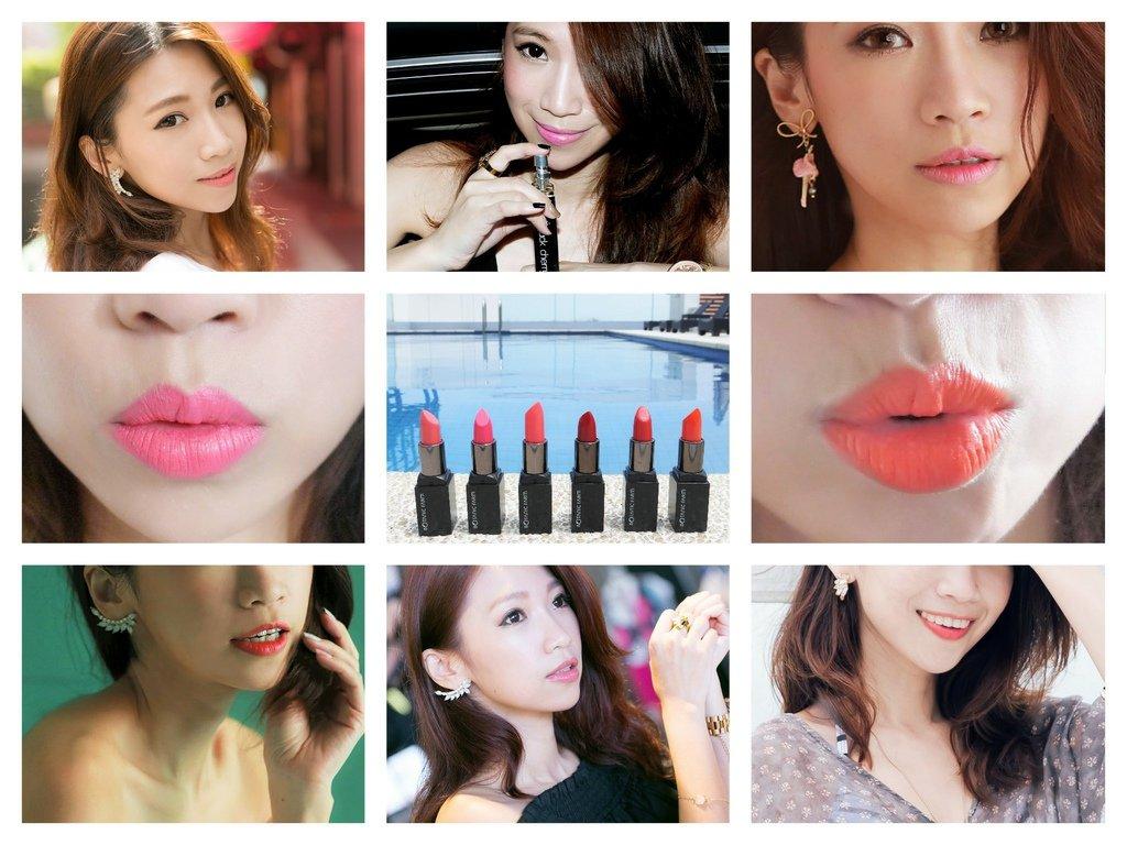 <lipstick>我們需要的是這樣的口紅: 就算今天不怎好,也要能在擦上的瞬間讓自己看起來:我很好!(加映:我很好選色訣竅)