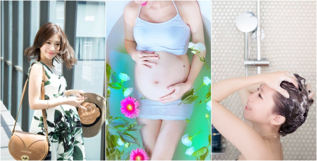 <style>今夏流行的性感很綠色!從蓬鬆空氣髮&清香肌膚開始跟風~SAHOLEA淨平衡洗沐護系列 懷孕也能安心使用