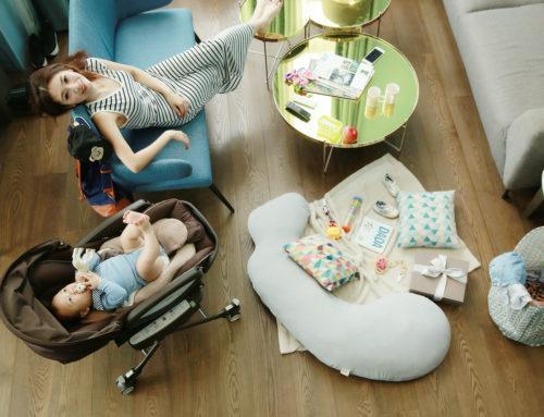 <Style>時髦媽媽經:育兒界精品Aprica電動餐搖椅,還我漂亮生活,找到優雅空隙