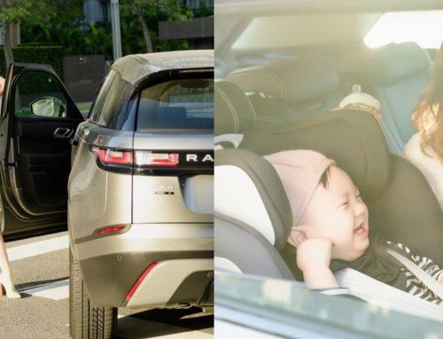 <baby>我和baby的幸福兜風,從義大利品牌Chicco Seat up 012 Isofix汽座 開始! 單打媽媽好帥氣